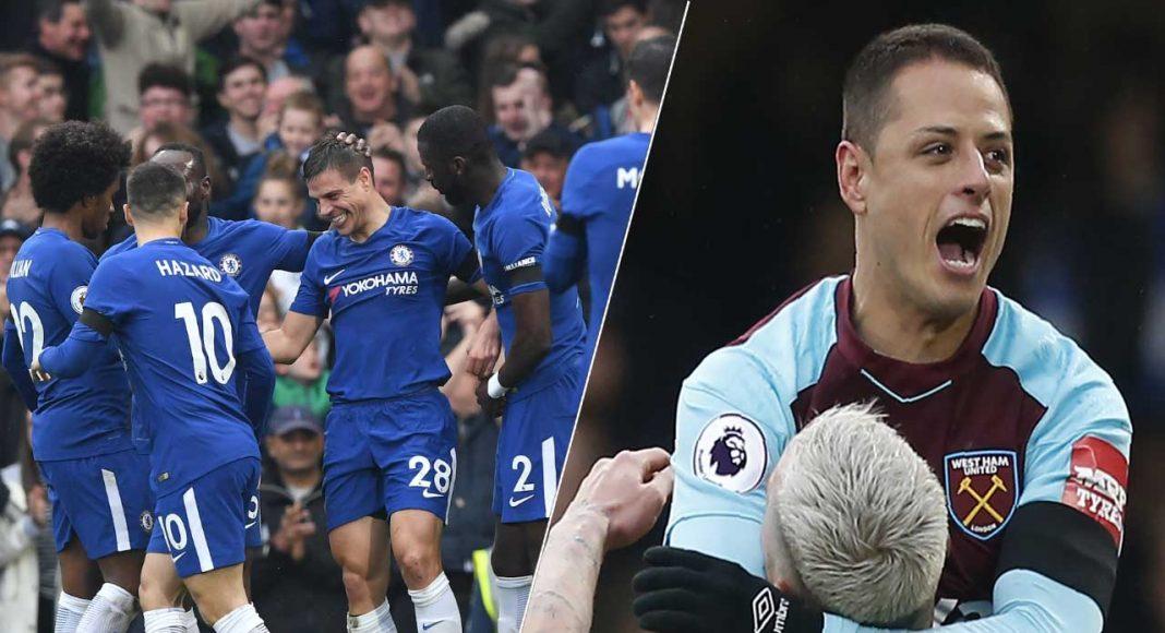 Chelsea Confirmed Lineup vs West Ham United: Courtois returns; Morata upfront