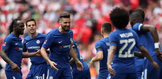 Chelsea Wembley