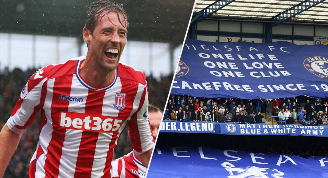 Crouch Chelsea