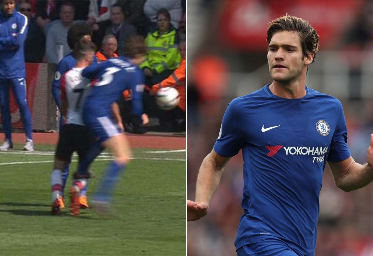 Marcos Alonso 5