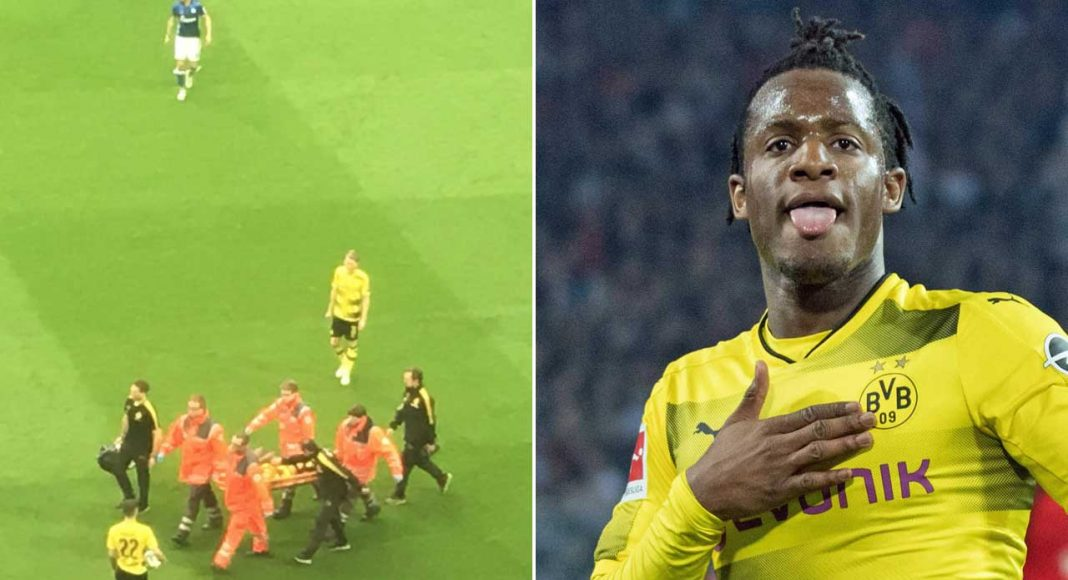Michy Batshuayi Injury