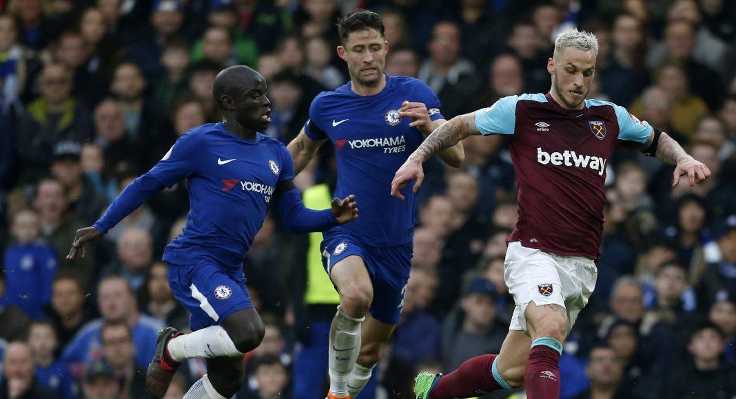 Fbl Eng Pr Chelsea West Ham