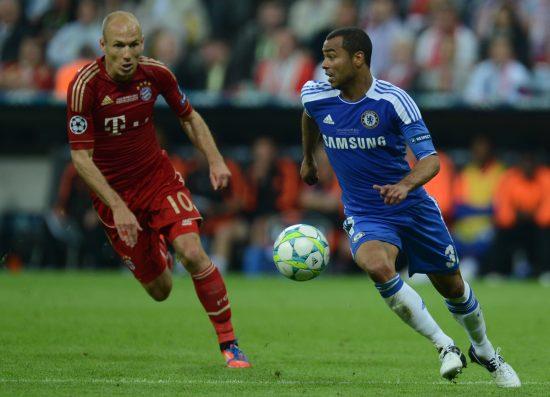 Bayern Munich's Dutch Midfielder Arjen R