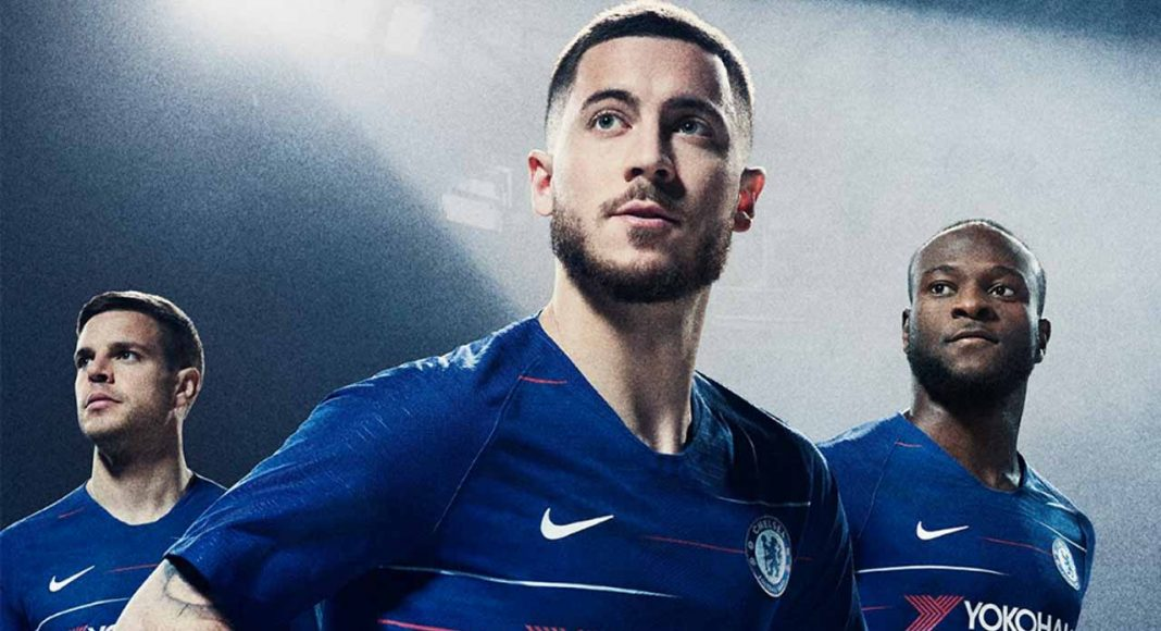 Chelsea release new kit for the 2018/19 Premier League season