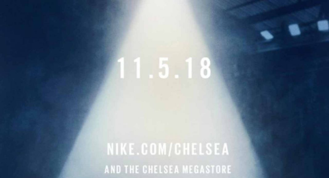 Chelsea's kit for 2018/19 campaign set to be announced tomorrow