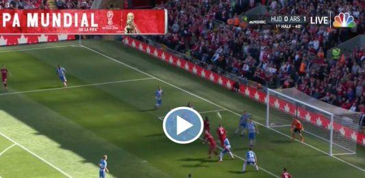 Dejan Lovren Goal