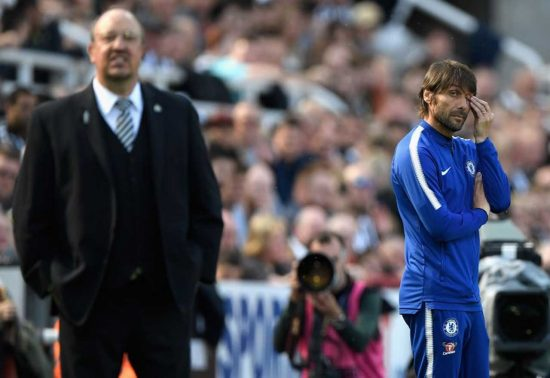 Ex-Chelsea boss Di Matteo eager for Conte to continue