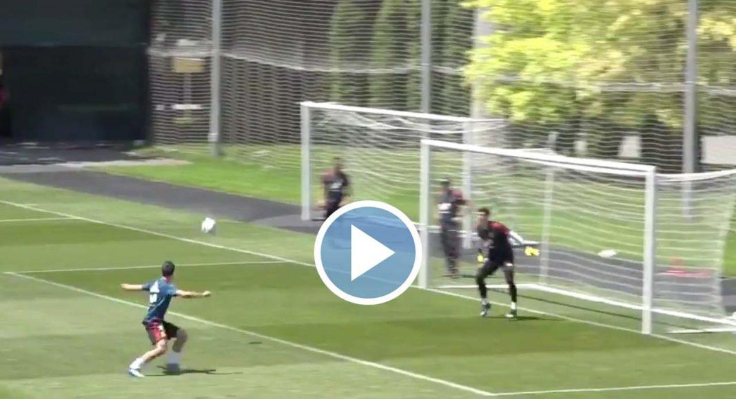 Azpilicueta Goal