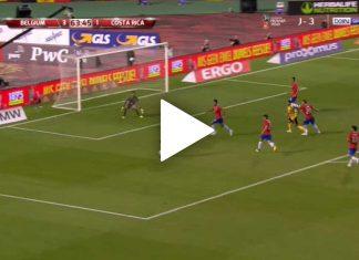 Batshuayi Goal
