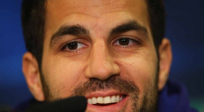 Cesc Fabregas brilliantly trolls Chelsea teammate on Instagram