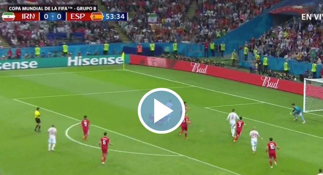 Costa Goal Iran