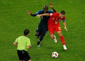 N'golo Kante Eden Hazard