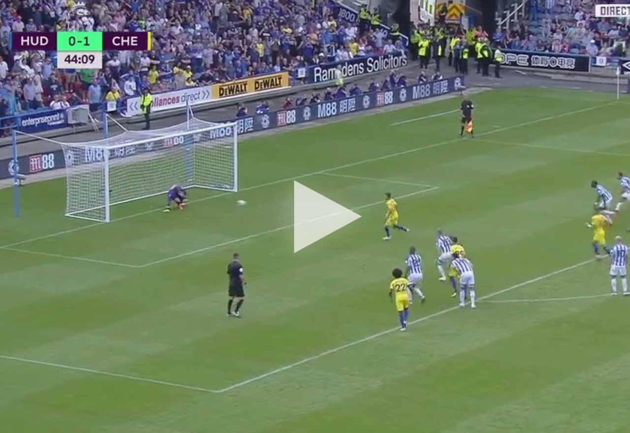 Jorginho Goal