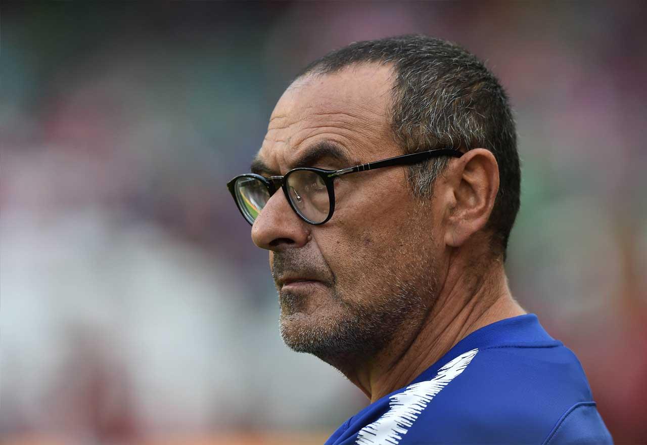 Maurizio Sarri: Maurizio Sarri Confirms Callum Hudson-Odoi Will Remain