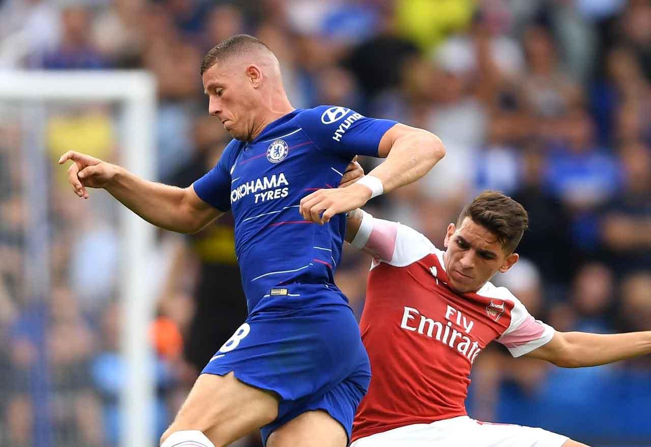 Chelsea Midfielder Ross Barkley Hoping To Break Back Into