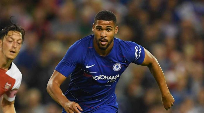Ruben Loftus-Cheek describes how his role will work under Sarri