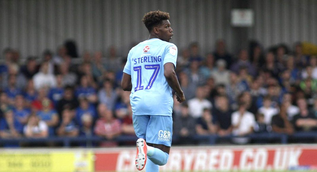 Dujon Sterling at Coventry