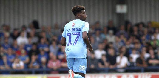 Dujon Sterling at Coventry