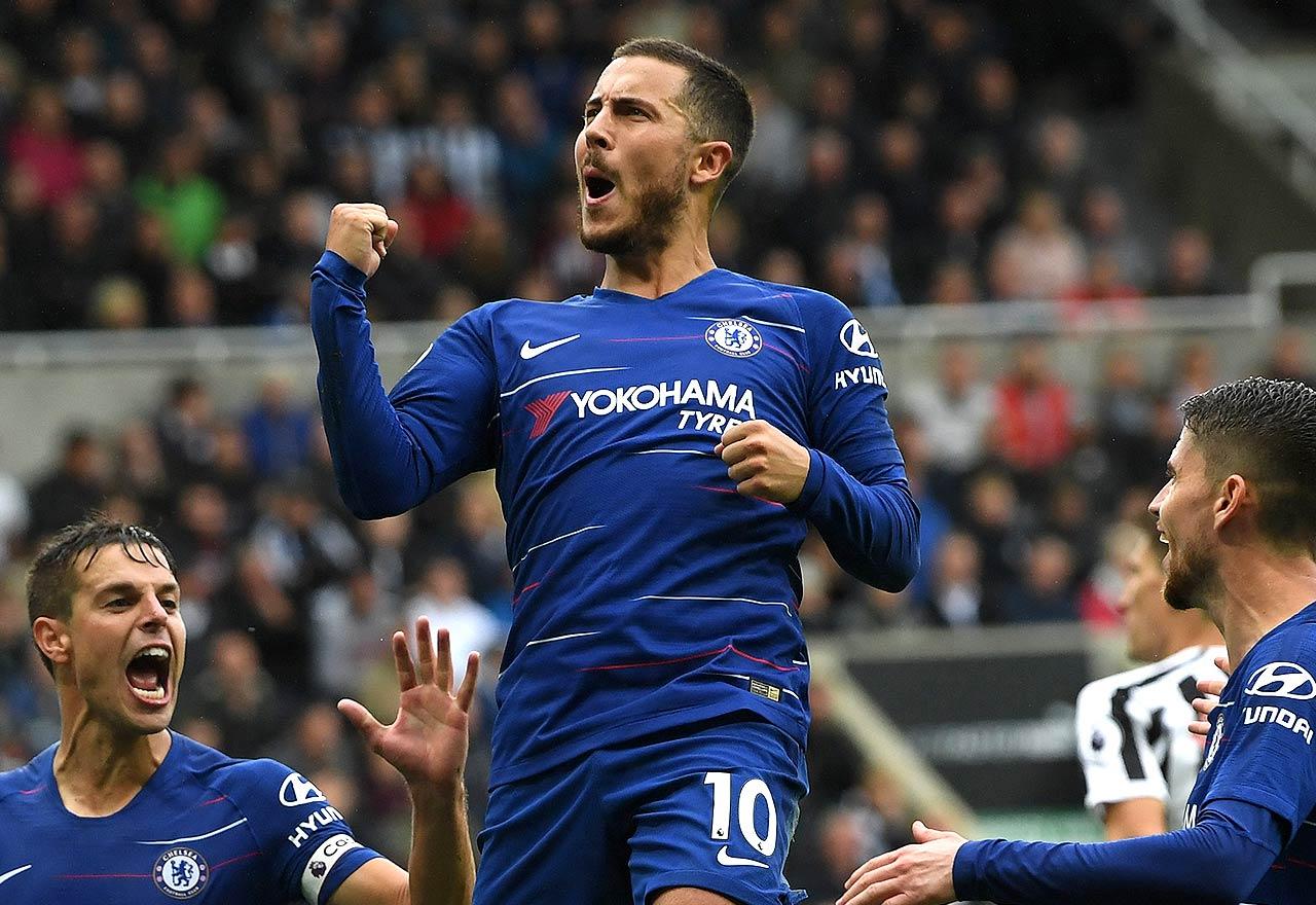 Eden Hazard: Chelsea's Star Man Back To His Best After