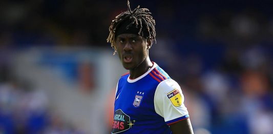 Trevoh Chalobah at Ipswich