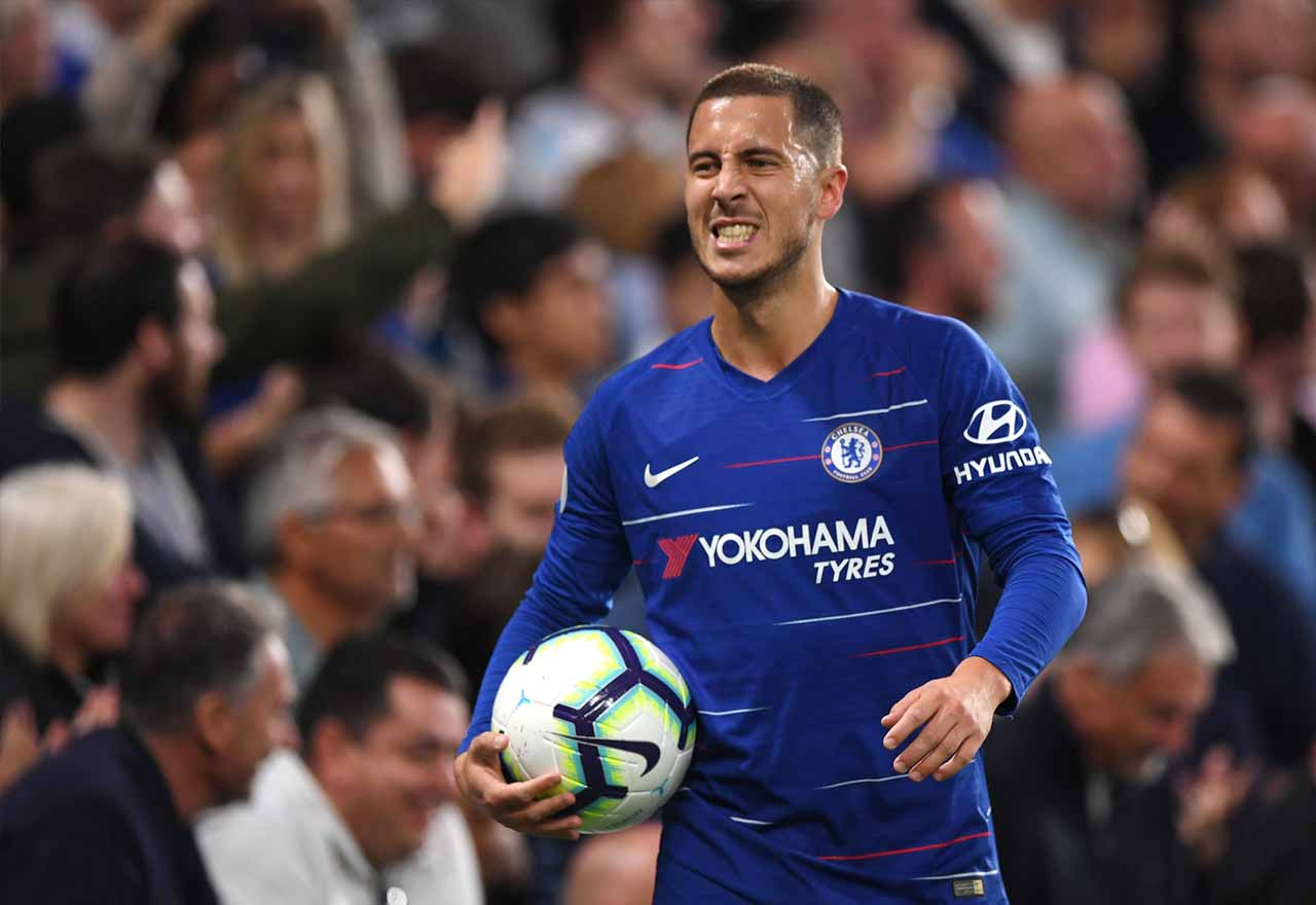 Chelsea v PAOK injury news: Eden Hazard ruled out of Europa League clash