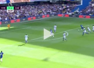 Eden Hazard Goal2
