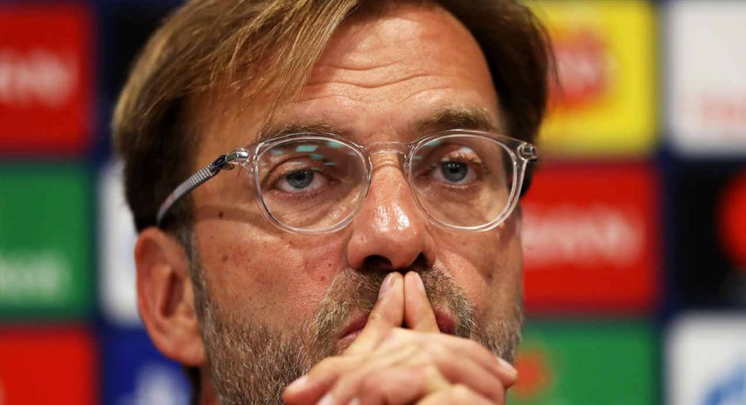 Liverpool boss Klopp explains furious Shaqiri blast on Anfield pitch