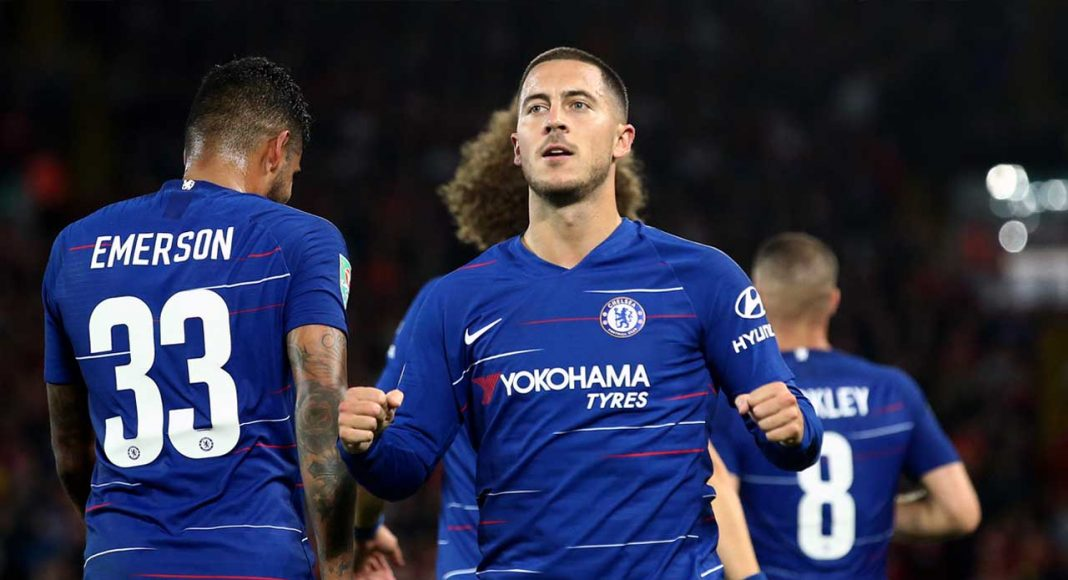 Hazard: I would work with Mourinho again