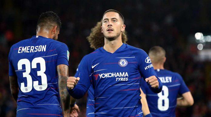 BATE v Chelsea lineups: Eden Hazard returns, Olivier Giroud starts