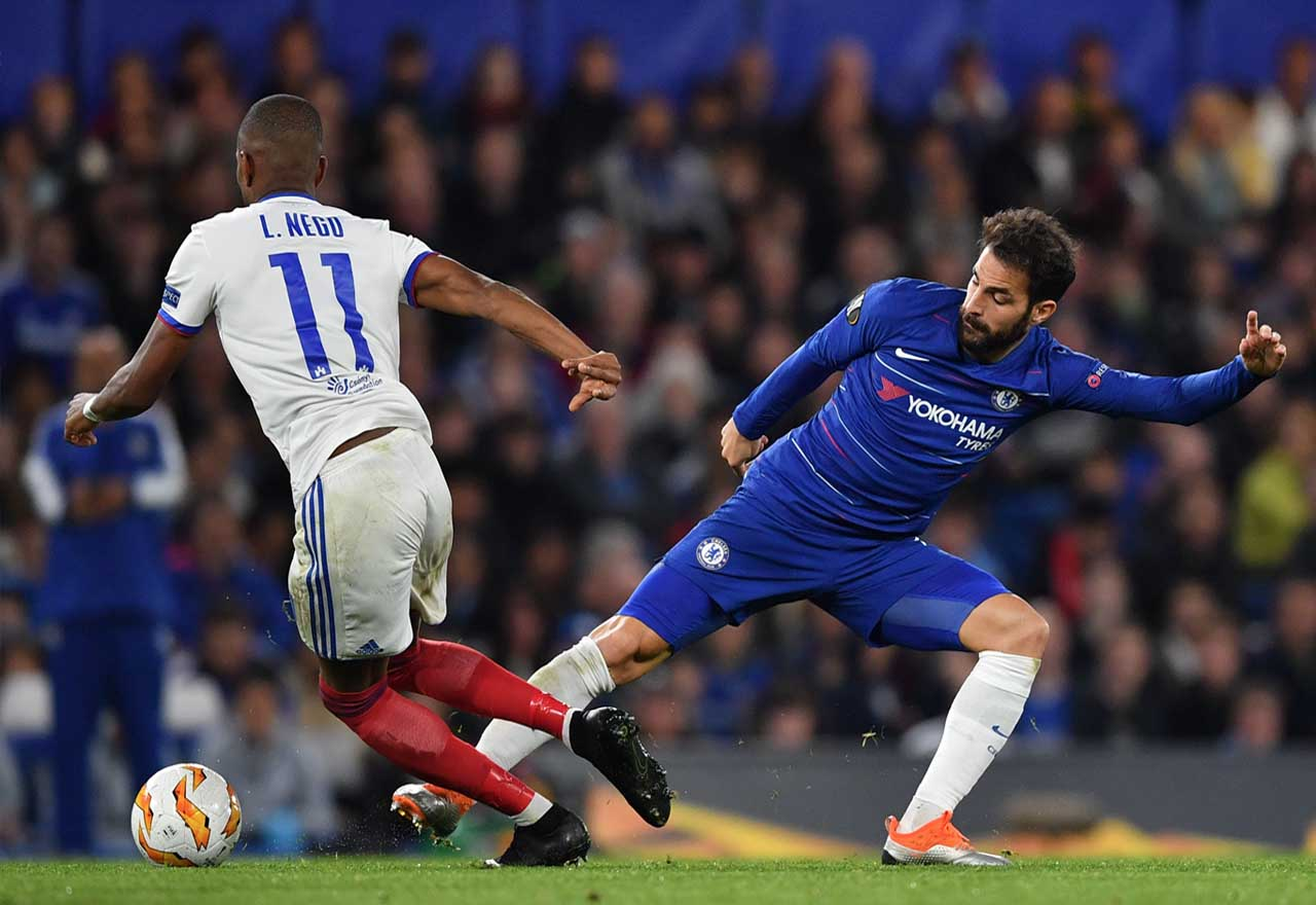 Chelsea Midfielder Cesc Fabregas Speaks Out On Future With