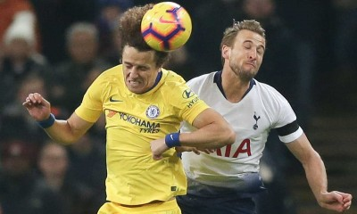 David Luiz Harry Kane