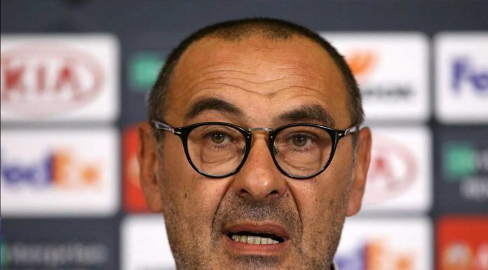 Maurizio Sarri essentially surrenders midfield battle ahead of Man City clash