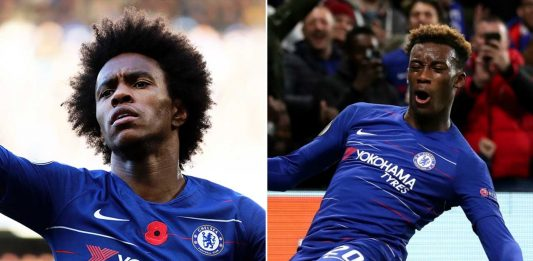 Willian Hudson Odoi