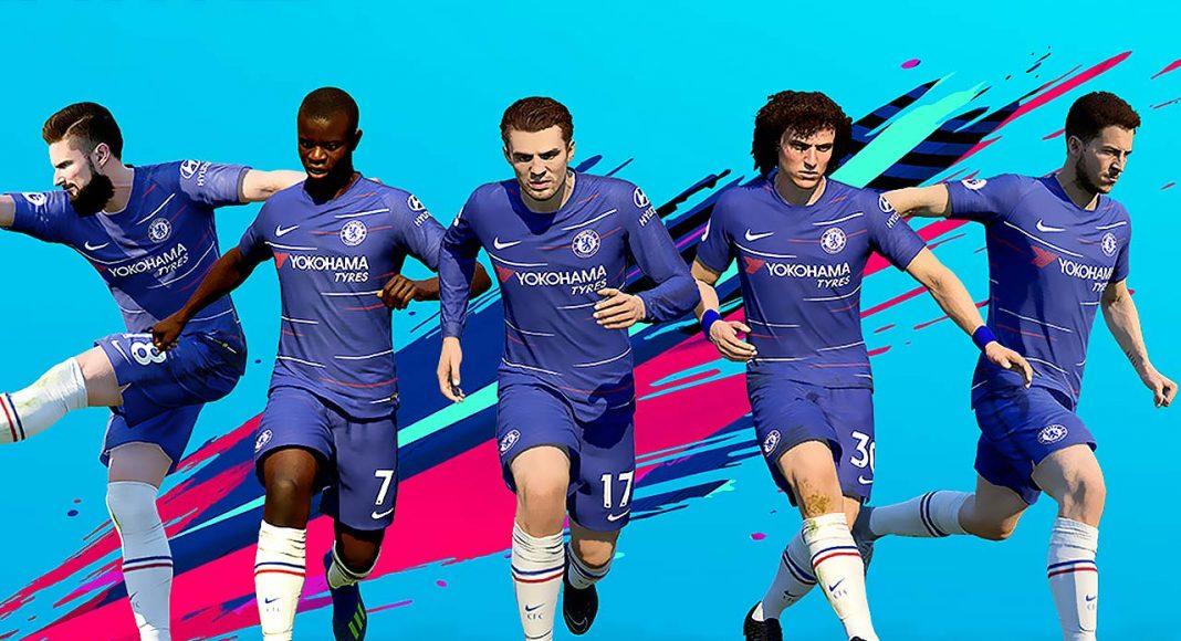 Fifa 19 - Chelsea