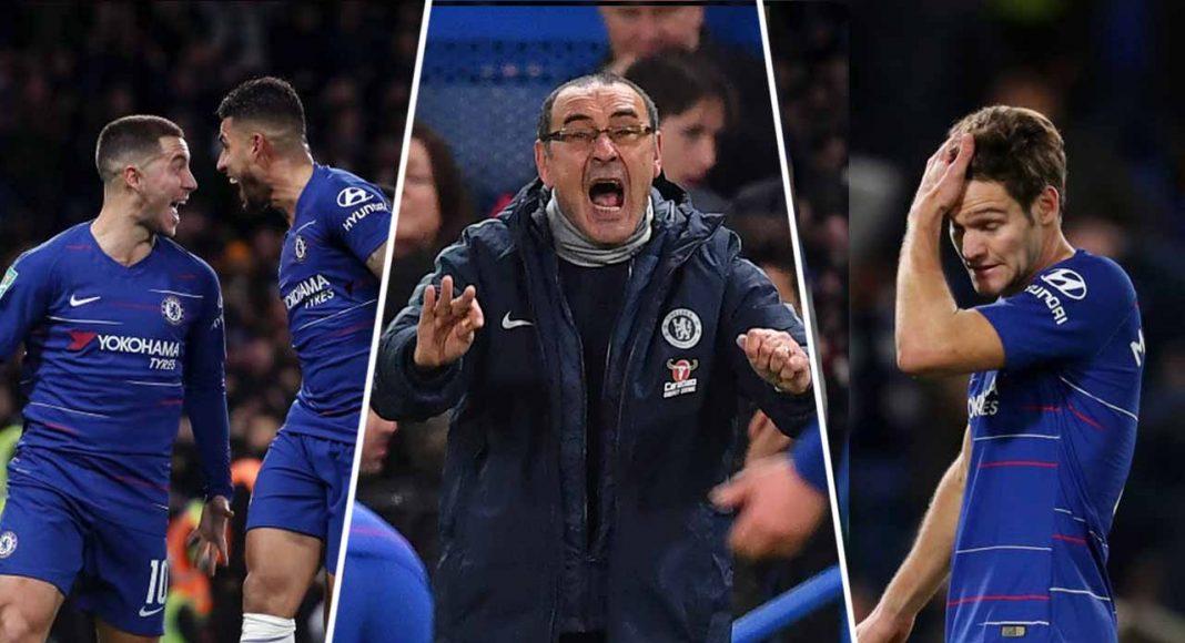 Chelsea Problems