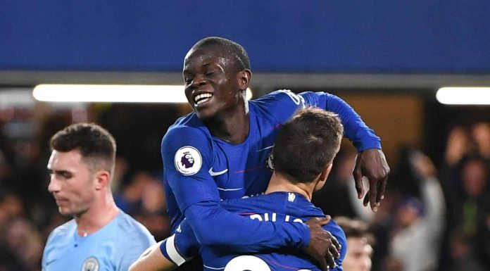 Chelsea star linked with PSG, talk of rift with Sarri – here's why it's bullsh*t