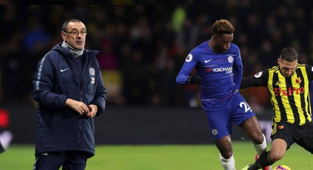 Bayern and Dortmund ready to battle for Callum Hudson-Odoi