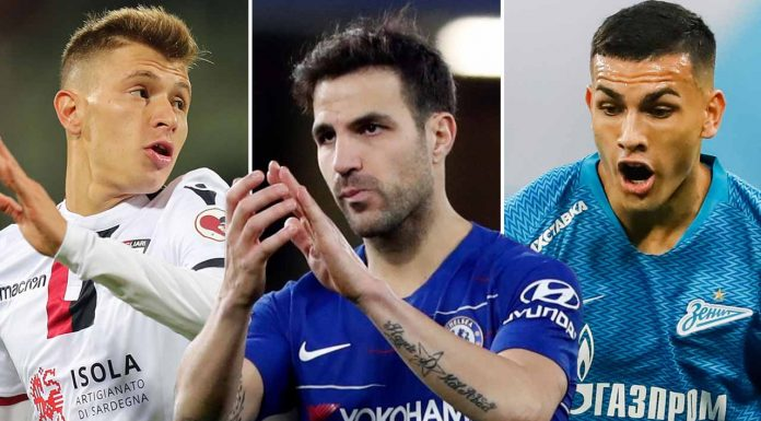 Transfers: Chelsea still not allowing Cesc to leave – here's the reasons why