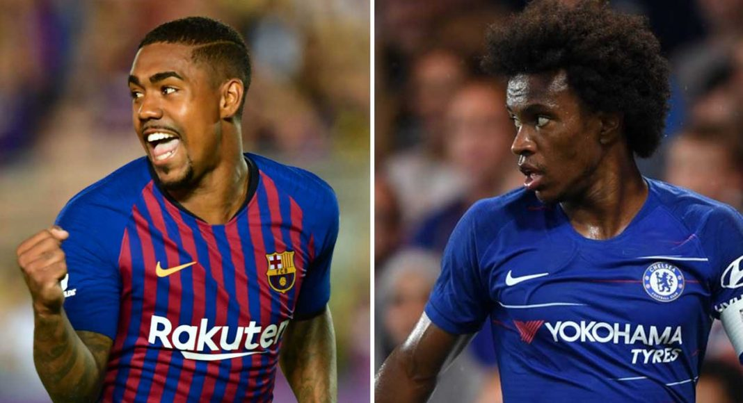 Should Chelsea have accepted Barcelona's 'Malcom plus cash' offer for Willian?