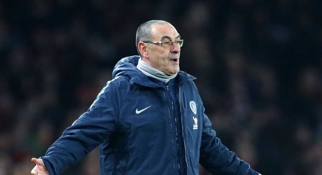 Chelsea remain behind Sarri - David Luiz