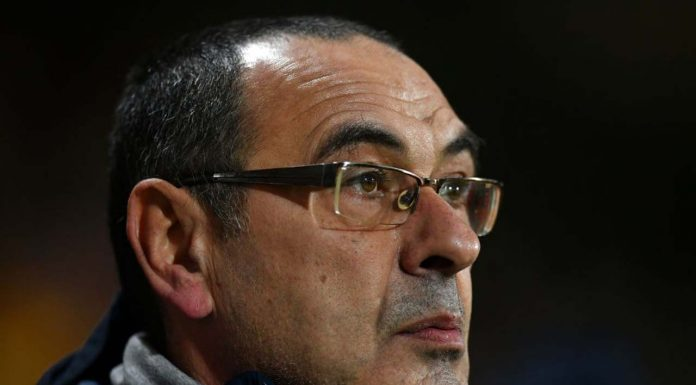 'I'm going to bed' – Chelsea fans hit the roof over Sarri's stubborn team selection