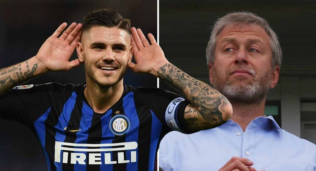 Inter's Icardi wanted by