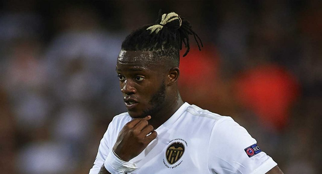 Monaco in advanced talks to sign Michy Batshuayi