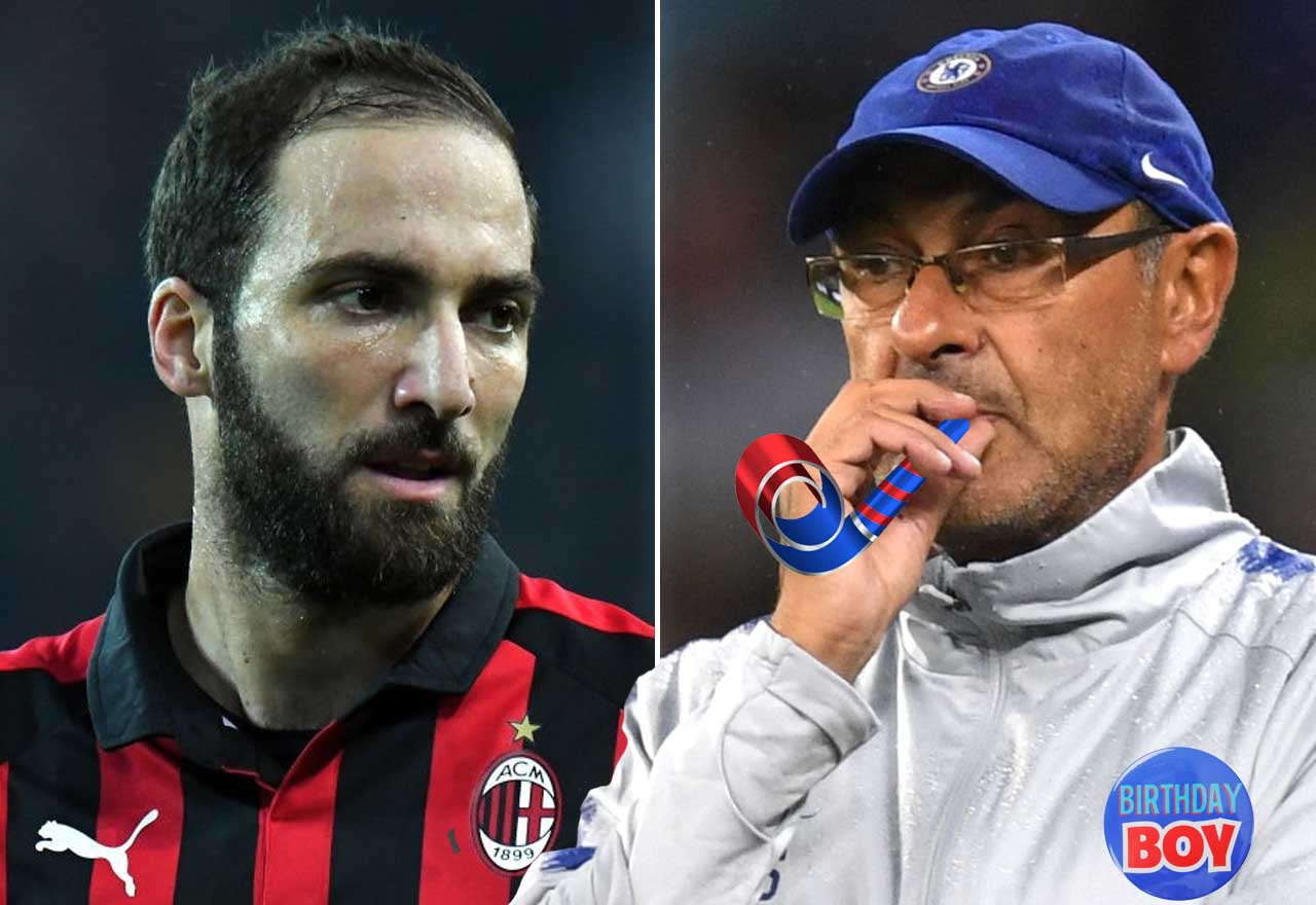 "Chelsea chances of landing Higuain ""very hot"" according to Italian insider"