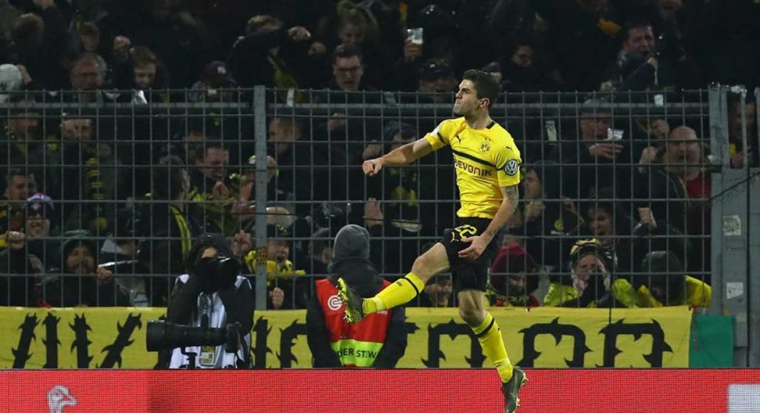 Borussia Dortmund lose cup thriller on penalties as Werder Bremen win