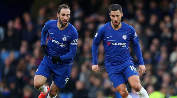 Chelsea predicted XI v Man City: Higuain and Hazard expected to lead the charge