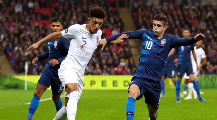 'He's an outstanding player' – Jadon Sancho labels new Chelsea signing a role model
