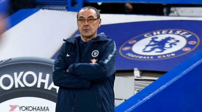 Chelsea fans on Twitter NAIL significant problem with Maurizio Sarri