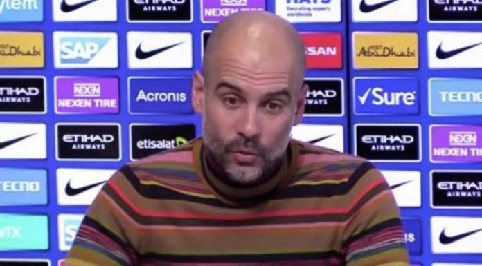 Man City boss Pep Guardiola talks Chelsea… and it gets a little bit weird