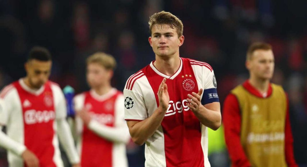 Barcelona president: We like De Ligt
